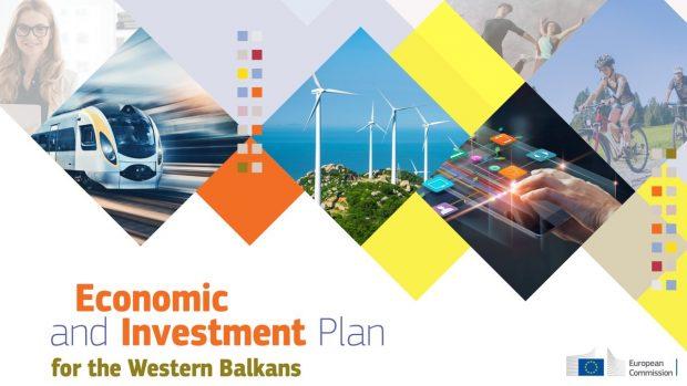 Економско инвестициски план до 9 милијарди евра за Западен Балкан